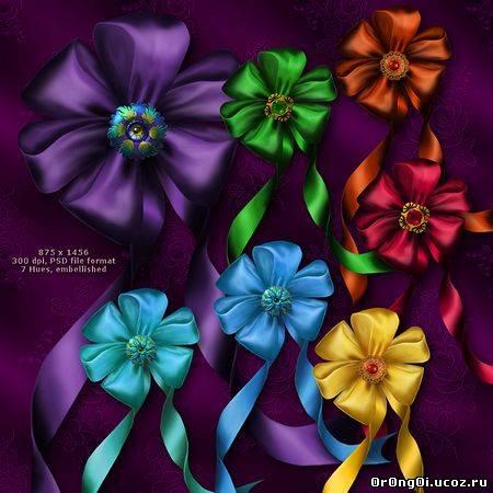 МК по изготовлению цветка
