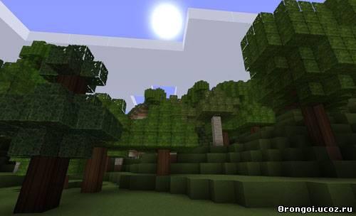 Карты для minecraft 1 2 5.